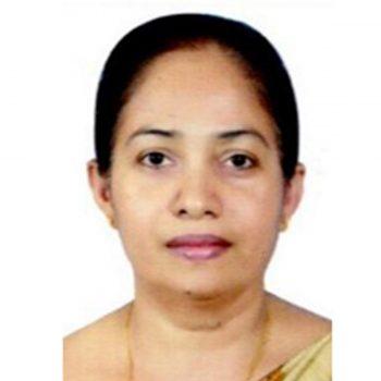 Mrs K. Champa .N. Perera